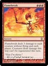 FLAMEBREAK Darksteel MTG Red Sorcery RARE