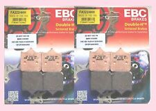 2x Sets EBC FA322 HH Front Brake pads for DUCATI 748 749 996 998 & 999