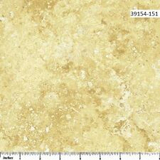 Stonehenge  3954-151 Quilt fabric Cotton by Northcott  Tan Marble BTY