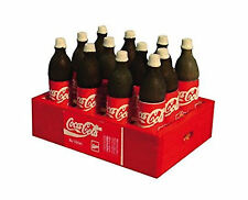 COCA COLA BOTTLES IN CRATE TO PLACE OUTSIDE FAIRY DOOR - BRAND NEW