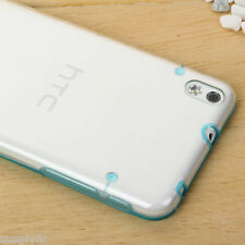 Ultra Thin Soft Silicone Matte TPU Clear Case Cover Skin For HTC Desire 816