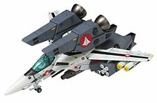 Wave MC062 1/100 Macross VF-1S Super Valkyrie Fighter Roy Focker Model Kit