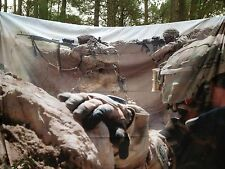 US Army 82nd Airborne in Afghanistan 8' x 12' scene  D/1-504th PIR 1BCT 82nd ABN