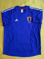 4.8/5 TEAM JAPAN 2002/2004 ORIGINAL FOOTBALL HOME ADIDAS SHIRT JERSEY CAMISETA