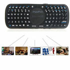 2.4G Remote Control Air Mouse Wireless Keyboard for XBMC Android Mini TV Box B2