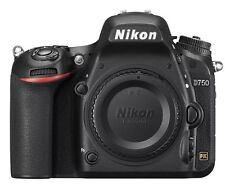 NEW Nikon D750 Digital SLR Camera Body Only 24.3 MP