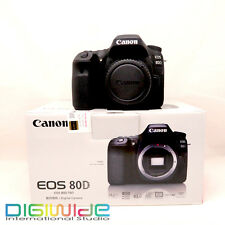 BRAND NEW Canon EOS 80D DSLR 24.2MP Camera body set  UK SPECIAL DELIVERY
