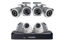 LOREX HDIP88DW 1080p HD IP Security System 8ch NVR & 8 Outdoor 1080p IP cams