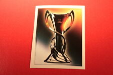 PANINI CHAMPIONS LEAGUE 2011/12 N 559 THE CUP WITH BLACK BACK MINT!!