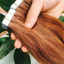 7A Seamless Skin Weft PU 3M Tape in Remy 100% Human Hair Extensions 16-26Inch