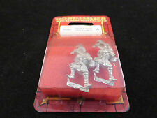 Classic High Elf White Lions of Chrace Metal Blister Pack