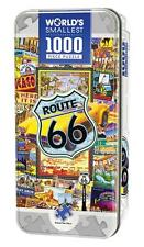 WORLD'S SMALLEST JIGSAW PUZZLE ROUTE 66 KATE WARD THACKER 1000 PCS EVENTS #31527