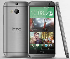 HTC One M8 (Latest Model) - 32GB - Gunmetal Gray (T-Mobile) Smartphone  NEW