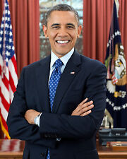 US PRESIDENT BARACK OBAMA 8X10 GLOSSY PHOTO PICTURE IMAGE #3