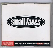 MAXI CD 4 TITRES SMALL FACES DECCA ANTHOLOGY 1965 1967 PROMO
