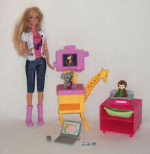 Mattel Barbie Zoo Doctor - Doll, Furniture and Accessories