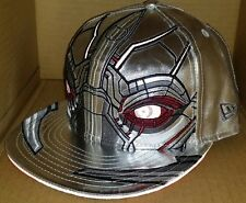 NWT NEW ERA Ultron Transformers fitted size 7 3/8 59FIFTY hasbro cap hat