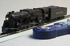 LIONEL HO SCALE POLAR EXPRESS BERKSHIRE ENGINE TENDER W REMOTE train 6-58018 NEW
