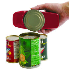 Handy Can Opener Automatic Battery-Operated Easy To Use One Touch As Seen on TV