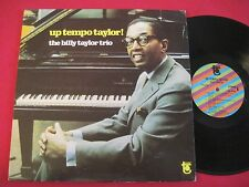 RARE JAZZ LP -  BILLY TAYLOR TRIO - UP TEMPO TAYLOR! TOWER ST-5166 NM PROMO