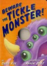 Beware the Tickle Monster!-ExLibrary