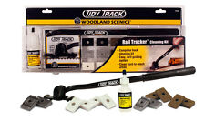 TIDY TRACK RAIL TRACKER CLEANING KIT BY WOODLAND SCENICS -HAS ALL YOU NEED !!