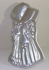 Holly Hobbie Aluminum Cake Pan from Wilton 194 - 1975