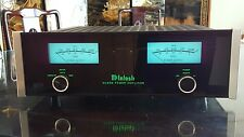 McIntosh MC202 Power Amplifier Faceplate and Meter Lamps and Filter Upgrade Kit