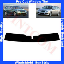 Pre Cut Window Tint Sunstrip for Opel Vectra C 5 Doors Estate 2003-2009 AnyShade