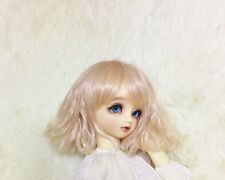 "7-8"" Hair Wig 1/4 BJD MSD SD BJD Doll Super Dollfie Wig"