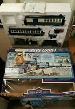 BACHMANN BIG HAULERS BLUE COMET Atlantic City Express G Scale TRAIN SET