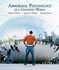 Abnormal Psychology in a Changing World (7th Edition)-ExLibrary