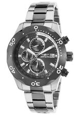 New Mens Invicta 18018 Specialty Analog Display Chronograph Two Tone Watch