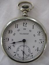 Canadian private label pocket watch H.P.Gardner Sask.