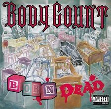 BODY COUNT : BORN DEAD / CD (VIRGIN RECORDS 1994) - NEU
