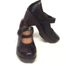 Sanita Natasha Womens Casual Mary Jane Clog Shoes 10.5-11/41 Work Wear w Slacks