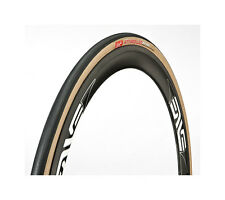 Clement Strada LGG Road Bike Tyre Folding 700 x 32 - 60tpi - Tan / Black