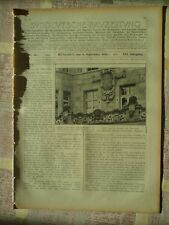 1906 München Neubau Zeitung-sverlag Münchner Neuste Nachrichten