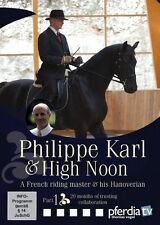 Philippe Karl & High Noon, Part 1 by Philippe Karl - Brand New Sealed DVD