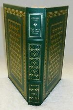 SALE! The Mill on the Floss by Eliot, Franklin Library Embossed Covers FREE SHIP