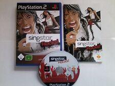 Singstar Rocks - PS2 und PS3 Kult!!