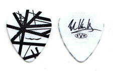 Eddie Van Halen Signature White/Black Frankenstrat Guitar Pick - 2015 Tour