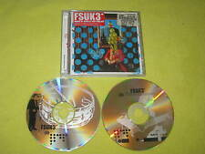 FSUK 3 The Future Sound Of The United Kingdom 2 CD Album House Dance Electronic