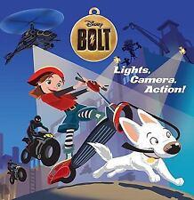 Lights, Camera, Action! (Disney Bolt) by RH Disney