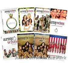 Army Wives: Complete TV Series Seasons 1 2 3 4 5 6 7 Box / DVD Set(s) NEW!