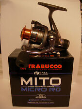 TRABUCCO MITO MICRO RD100 Rear Drag Fishing Reel