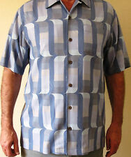 NWT TOMMY BAHAMA  short  sleeve  Shirt  BAY PER VIEW  NWT
