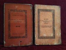 Libro 1826 Le Cinque Vite che Seguono le Prime Sei Cornelio Nipote T. Azzocchi