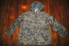 NWT USGI ECWCS ACU GEN II COLD WEATHER GORE TEX UNIVERSAL PARKA - LARGE SHORT