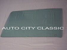 1969 1970 CHARGER CORONET GTX ROADRUNNER SATELLITE HT NEW RH DOOR GLASS GREEN
